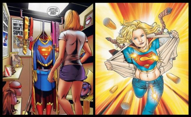 Supergirl Gates Igle