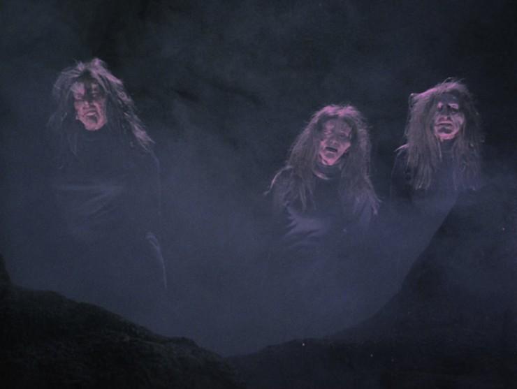 Star Trek, Original Series, season 2, Catspaw