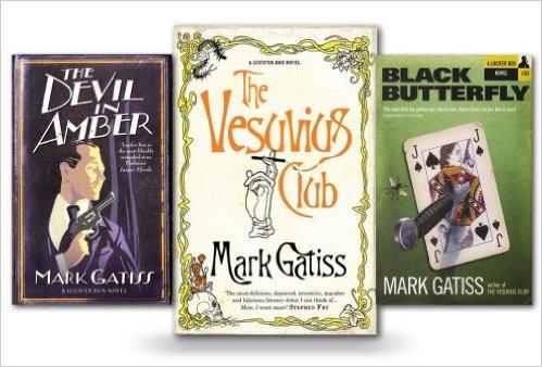 Gatiss books