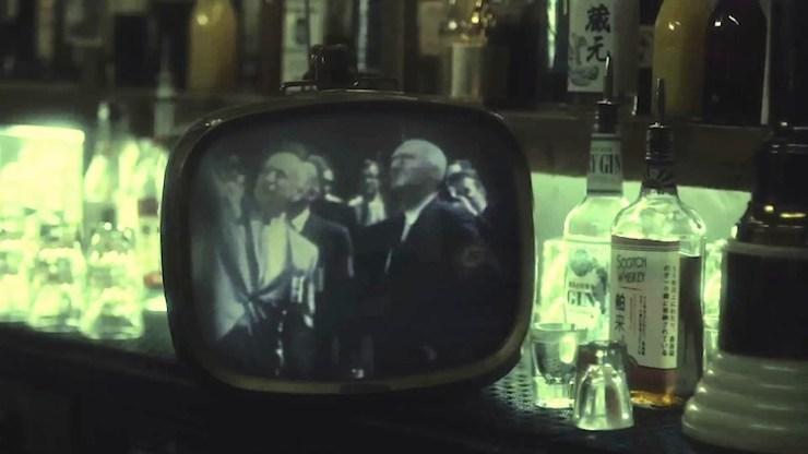 TMITHC, Hitler on TV