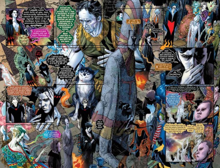Sandman: Overture Meeting of Dreams