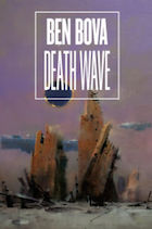 Barnes & Noble Bookseller's Picks November 2015 Death Wave Ben Bova