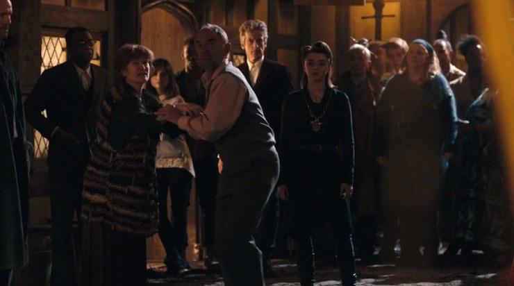 Doctor Who, season 9, Face the Raven