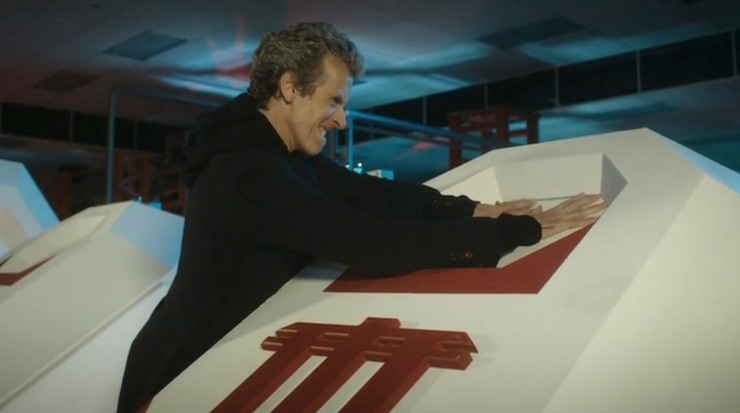 Doctor Who, season 9, Sleep No More