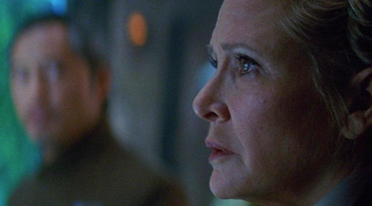 General Leia Force Awakens