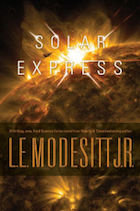 Barnes & Noble Bookseller's Picks November 2015 Solar Express L.E. Modesitt Jr.