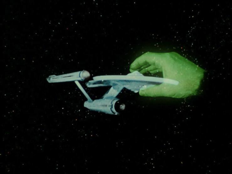 Star Trek, season 2, Who Mourns For Adonais?