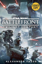 Barnes & Noble Bookseller's Picks November 2015 Star Wars Battlefront