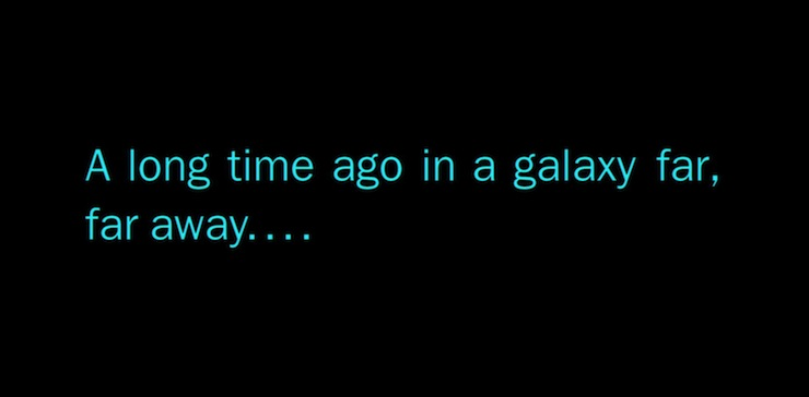 Star Wars A New Hope Is Sheer Unbridled Joy Tor