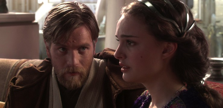 We Got Revenge of the Sith From the Star Wars Prequels, and
