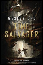 Time Salvager adaptation