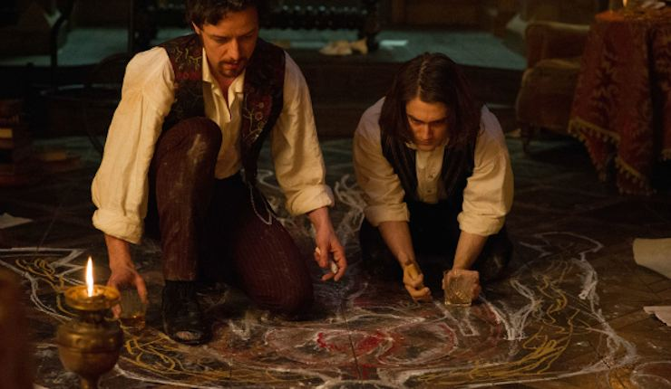 Victor Frankenstein, movie 2015