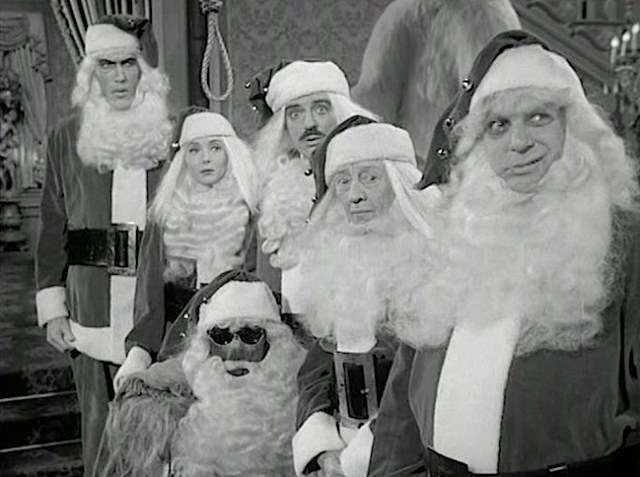 """The Addams Family, """"Christmas with the Addams Family"""""""