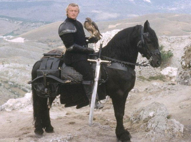 Goliath in Ladyhawke