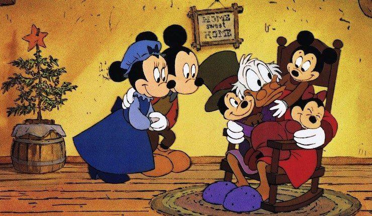 a very christmas mickey mickeys christmas carol and the gift of the magi torcom - Mickey Mouse Once Upon A Christmas