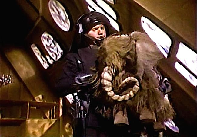 Star Wars Holiday Special's Doomed Bantha