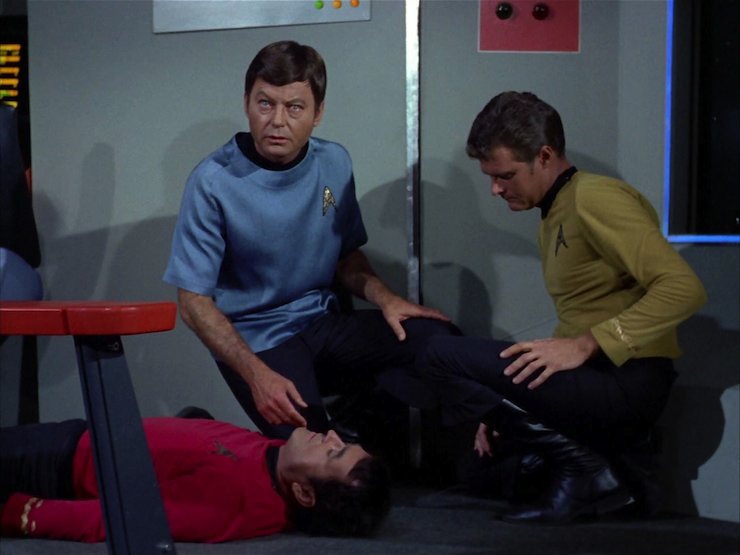 Star Trek, the Original Series, season 2, The Changeling
