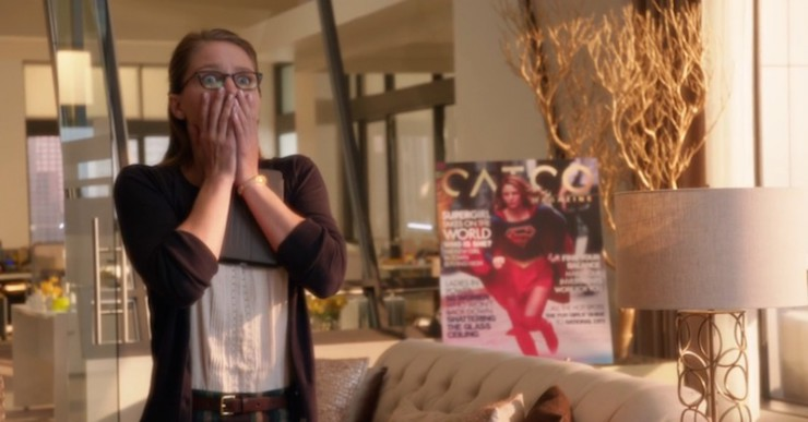 """Supergirl 1x06 """"Red Faced"""" review"""