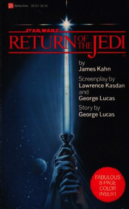 The Star Wars: Return of the Jedi Novelization Gave Us the Vague