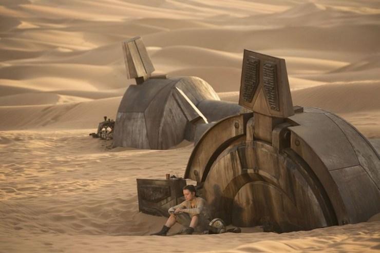 The Force Awakens spoiler review