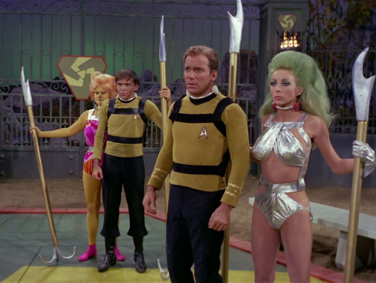 Gamesters of Triskelion