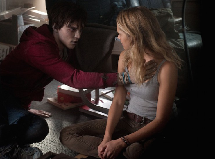 Warm Bodies Shakespeare teen adaptations