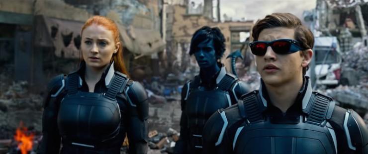 X-Men: Apocalypse trailer
