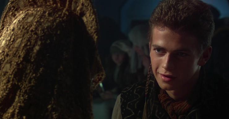 Anakin Skywalker, Padme, Episode II, Star Wars: Attack of the Clones