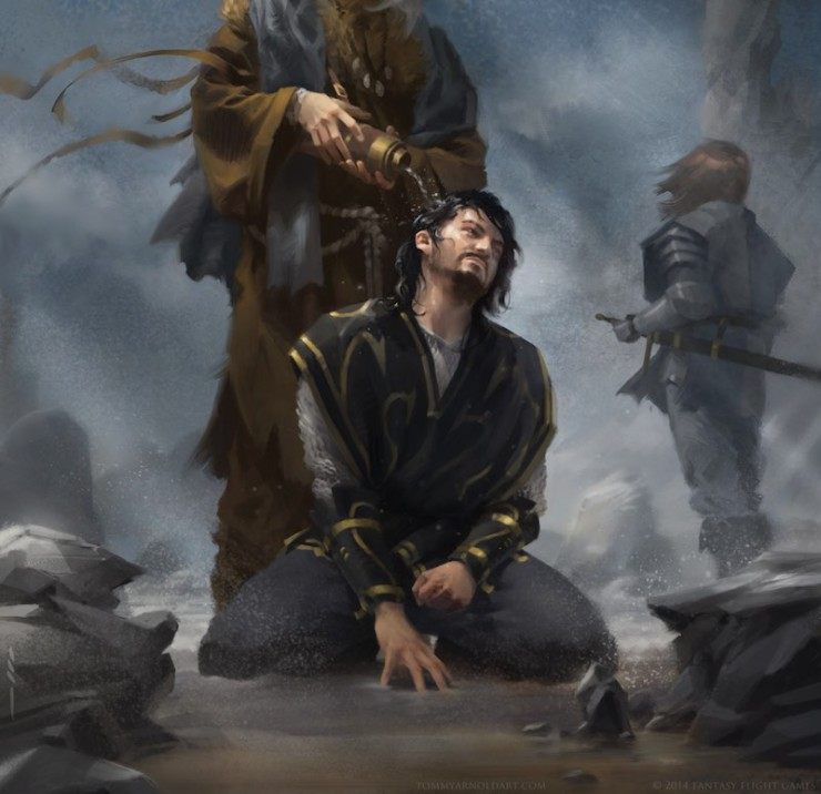 Tommy Arnold Game of Thrones LCG