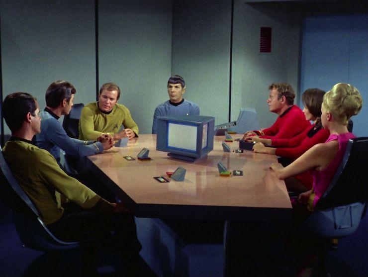 Star Trek, season 2, The Deadly Years