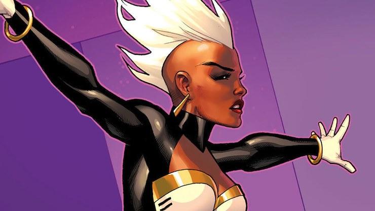 Storm, X-Men