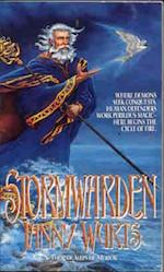 Stormwarden Janny Wurts weather magic