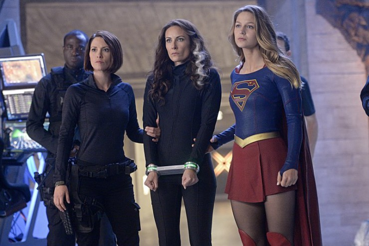 """Supergirl 1x09 """"Blood Bonds"""" television review"""