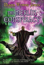 The Merlin Conspiracy Diana Wynne Jones weather magic