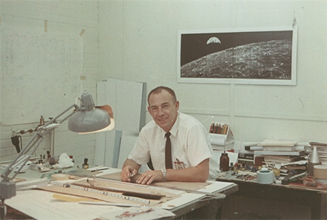 Al Paulsen at NASA