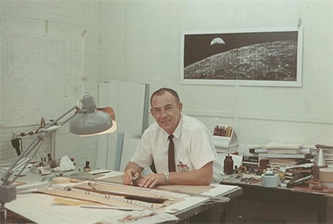 Al Paulsen at NASA