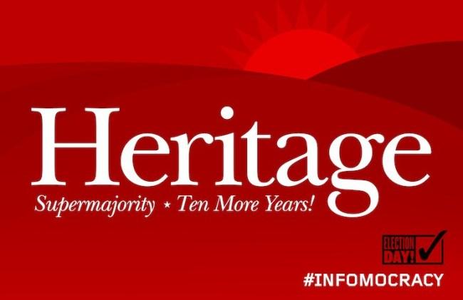 Heritage(1)