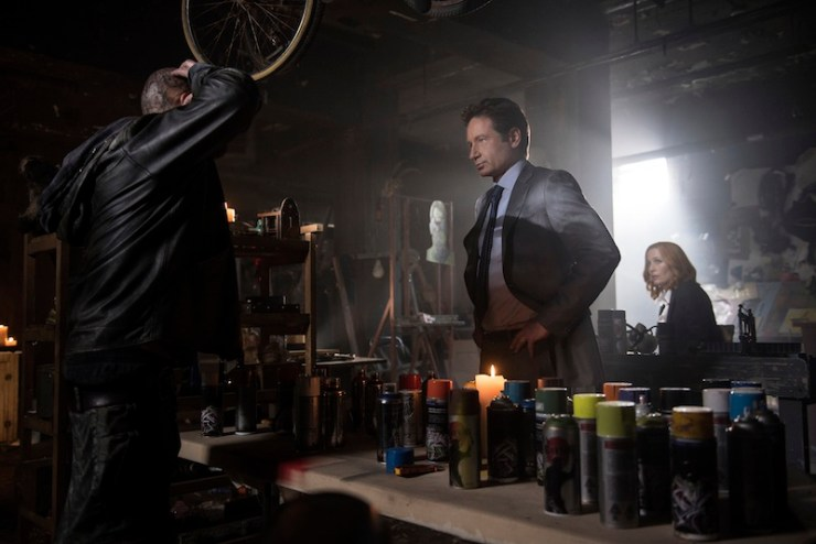 The X-Files Home Again