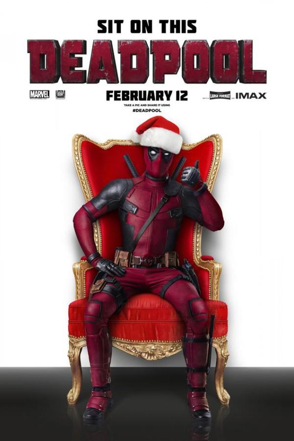 Deadpool promotional images