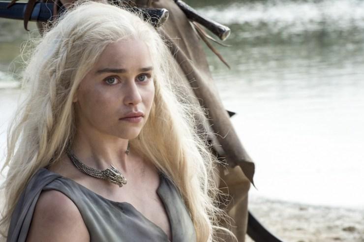 Game of Thrones season 6 photos Daenerys Targaryen