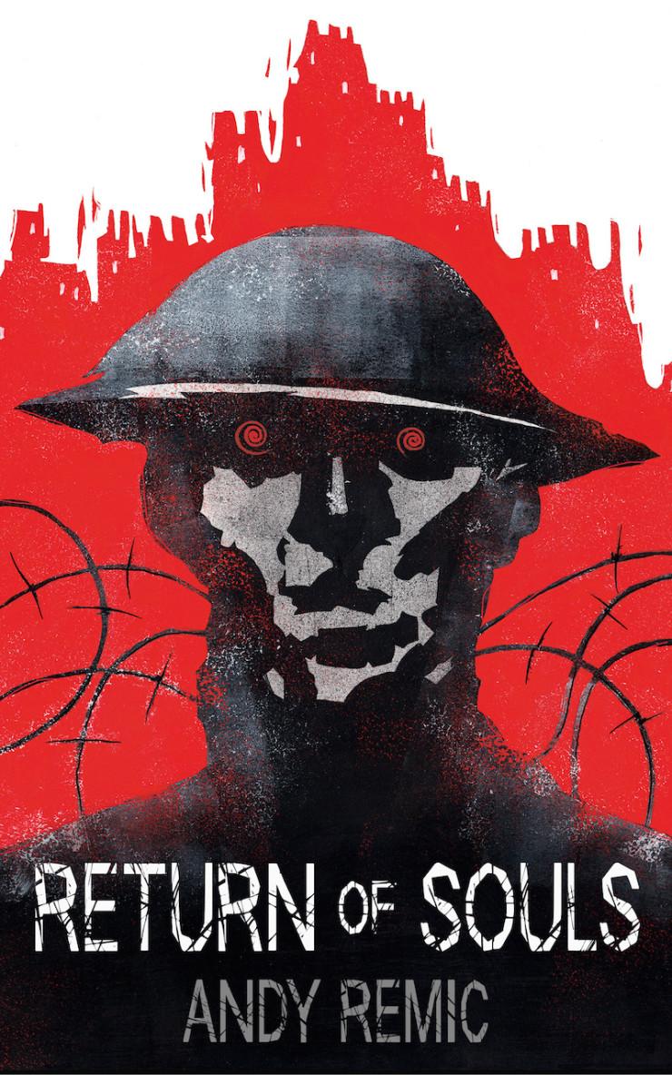 Return of Souls cover art Tor.com Publishing