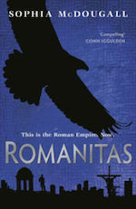 Romanitas Sophia MacDougall fantasy tourism ancient Greece Rome