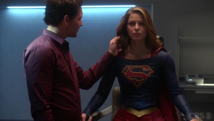 """Supergirl 1x12 """"Bizarro"""" television review"""