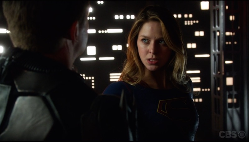 "Truth, Justice, and the American Way"" Doesn't Mean What Supergirl"