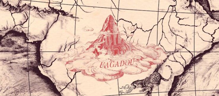 wizarding schools Uagadou
