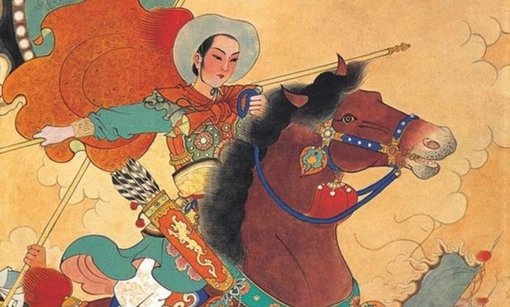 Honor and Crossdressing: The Ballad of Mulan
