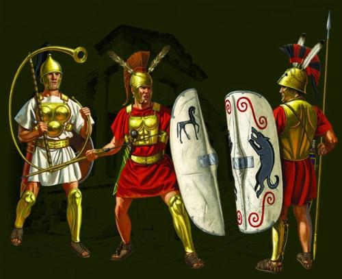 Traitors to Rome