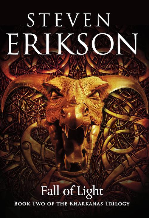 Fall of Light Steven Erikson
