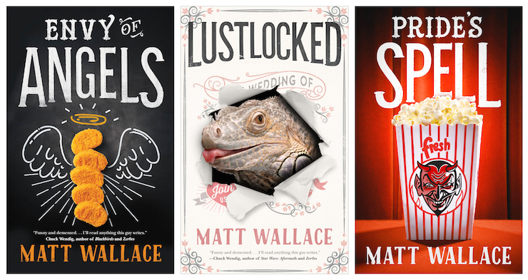 Matt Wallace novellas