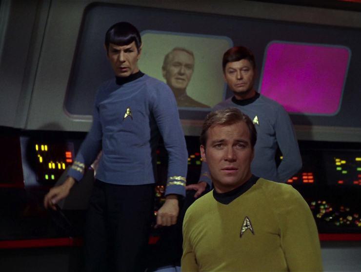 Star Trek, season 2, Patterns of Force